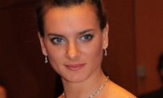 Елена Исинбаева выйдет замуж в декабре