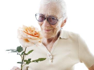 Долгожительница