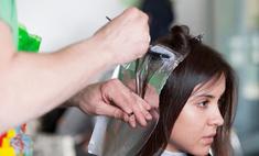 Изюминка для брюнеток: мелирование на темные волосы