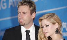 Опять развод: Аврил Лавин объявила о расставании с мужем