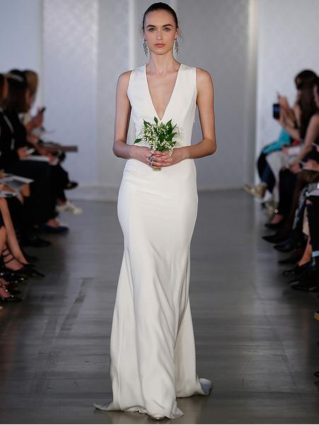 Лучшие коллекции Недели свадебной моды   галерея [3] фото [11]
