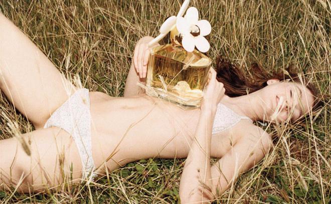 Ирина Куликова для Marc Jacobs