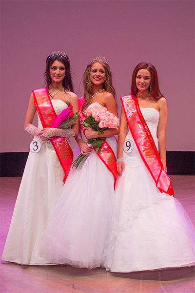 В Ульяновске выбрали самую красивую студентку УлГТУ: смотри фото участниц Мисс УлГТУ 2016