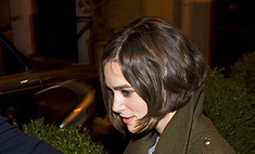 Кира Найтли, Ева Мендес: премьера в Риме
