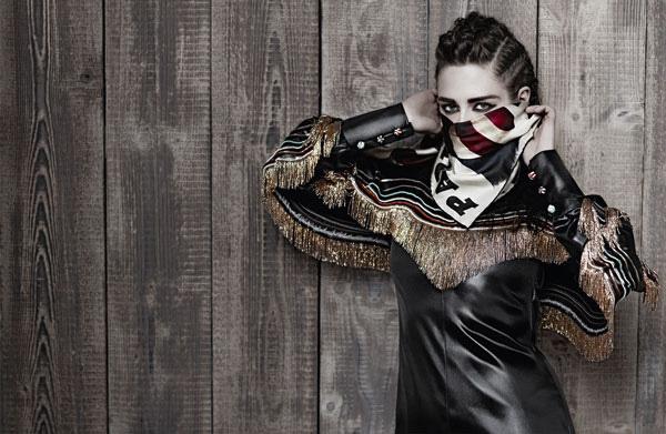 Кристен Стюарт для Chanel