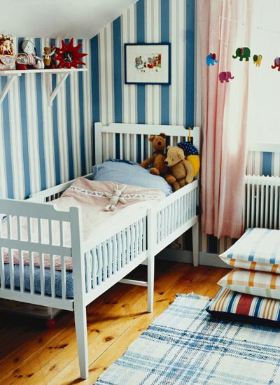 Интерьер детской для мальчика, фото