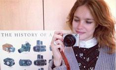 Водянова купила камеру будущему ребенку