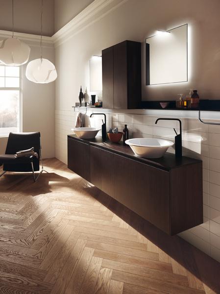 Новые решения для ванной от компании Scavolini | галерея [1] фото [2]
