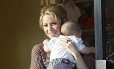 Шакира: «Буду кормить сына грудью до колледжа!»