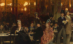 «Парижское кафе» Репина установило рекорд на русских торгах