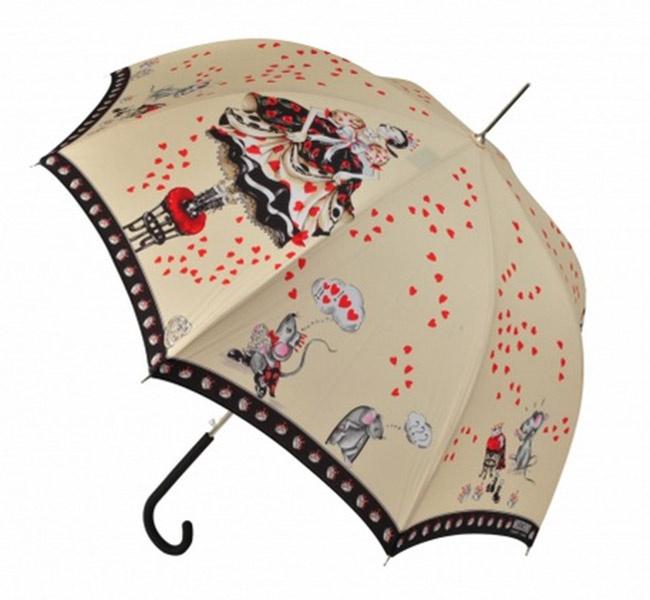Moschino, зонт