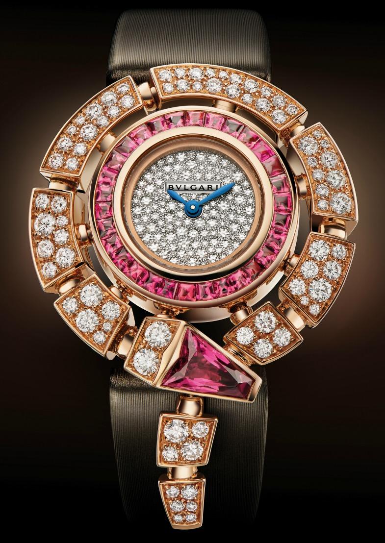 Драгоценное время: новые модели часов Bulgari