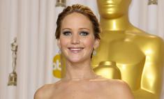 Дженнифер Лоуренс потеряла статуэтку «Оскар»