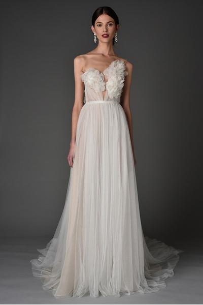 Лучшие коллекции Недели свадебной моды   галерея [1] фото [6]