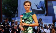 Ксения Алферова прошлась по ковровой дорожке Венецианского фестиваля