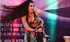 Барнаульская танцовщица покорила Китай восточными танцами