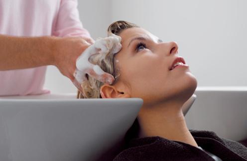 Салонные программы по уходу за волосами