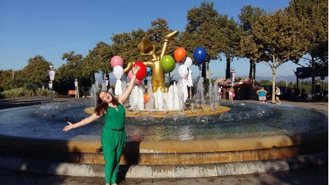 Этим летом, спустя 9 лет я вернулась в солнечную Испанию!))) Это было лучшее путешествие в моей жизни)