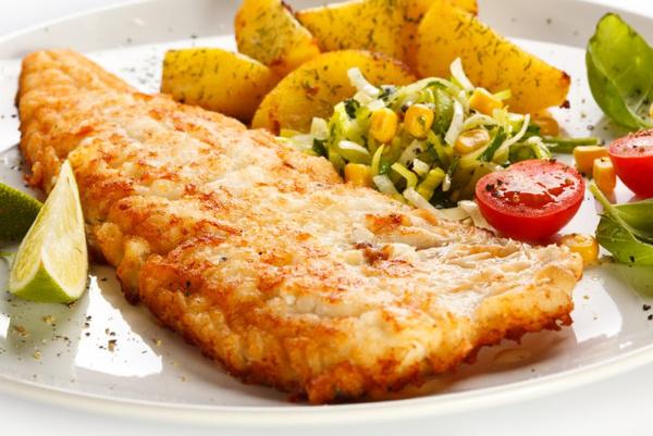 Молочная рыба: рецепт приготовления
