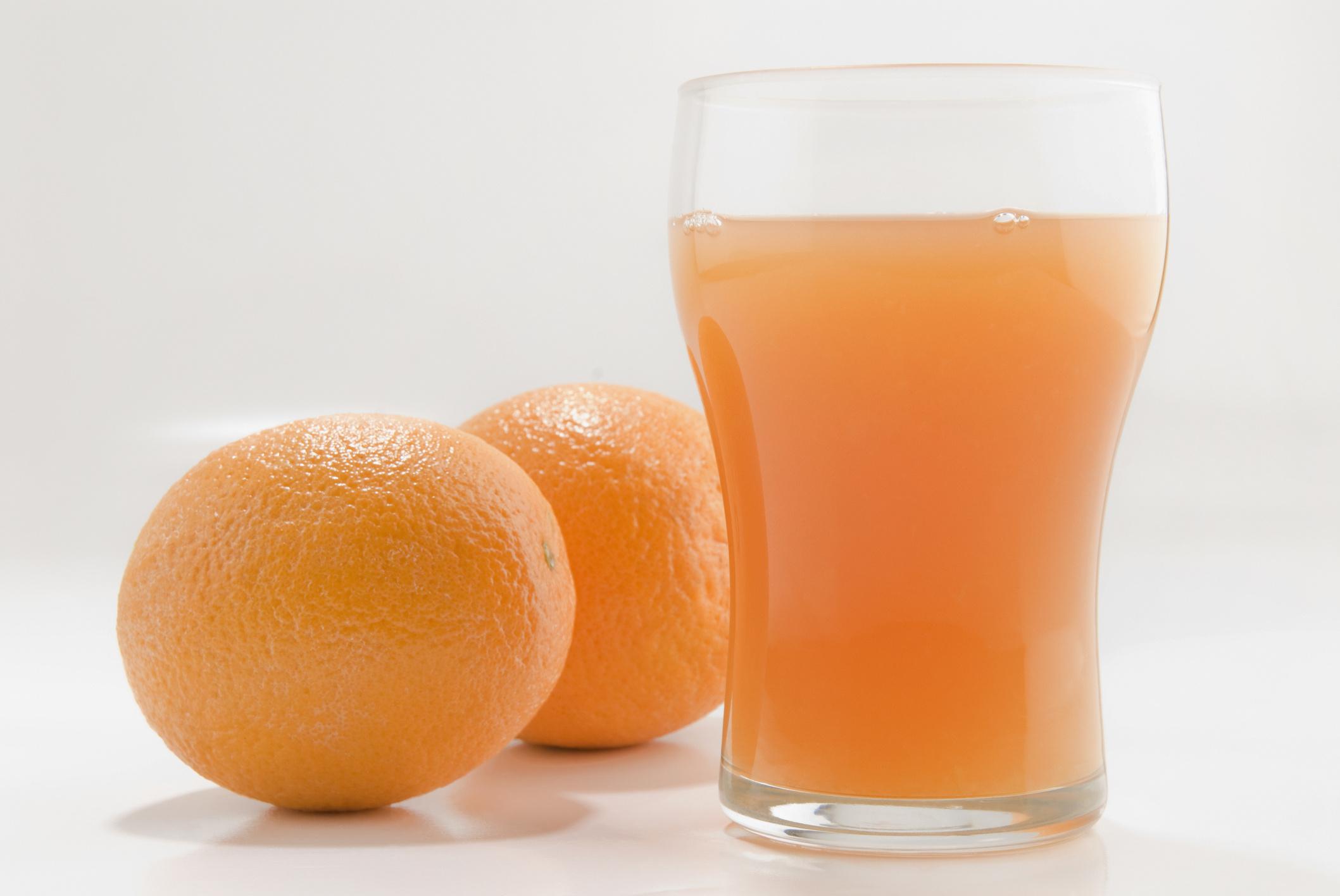 Как сделать апельсиновый сок из 1 апельсинов 599