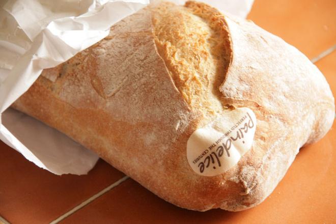 Хлеб, произведенный Жаном Киршером по традиционной скандинавской технологии, хлебный бутик BakanoVselected.