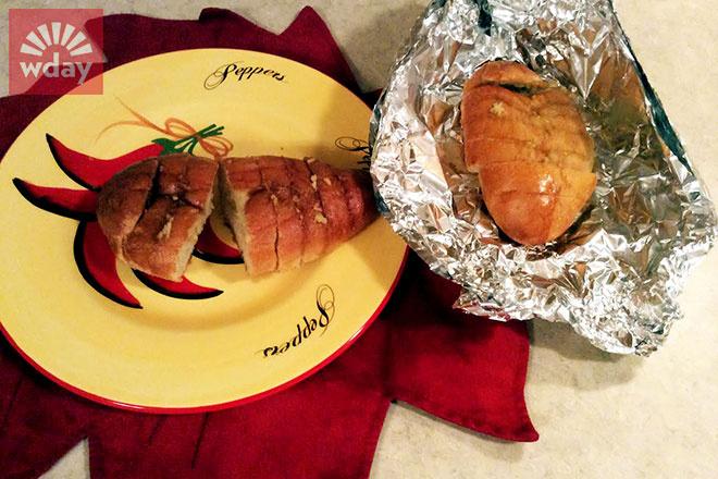 хлеб дома