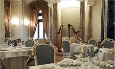 День влюбленных в ресторанах Москвы