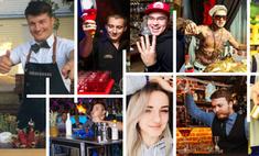 За стойкой бара: выбери лучшего бармена Волгограда