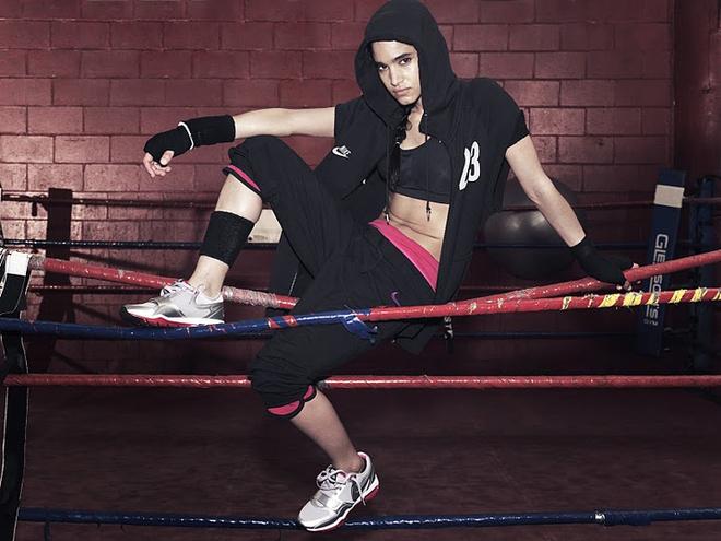 Спортивная одежда зимы Nike