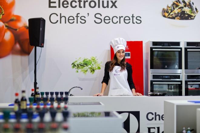Electrolux «Секретный ингредиент»