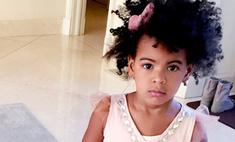 Бейонсе показала фото с дня рождения дочки