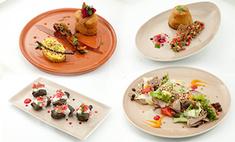 Новая русская кухня. 9 оригинальных блюд из сезонных продуктов