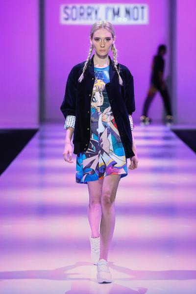 Молодые дизайнеры на Неделе моды в Москве | галерея [4] фото [5]