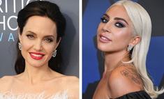 Анджелина Джоли и Леди Гага поборются за одну роль в кино