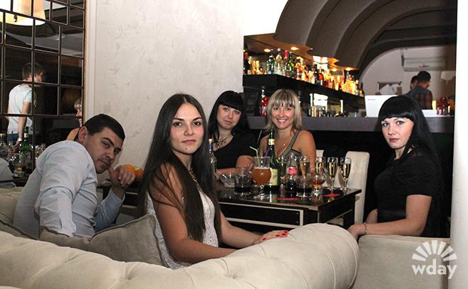 вечеринки Ростова