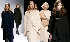 St. Petersburg Fashion Week: 5 правил идеального пальто