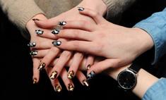 Тенденции маникюра осень-зима 2013/14: дизайн ногтей