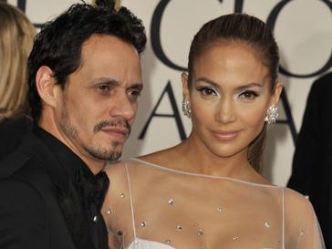 Дженнифер Лопес (Jennifer Lopez) и Марк Энтони (Marc Anthony) воспитывают двоих детей Макса и Эмми