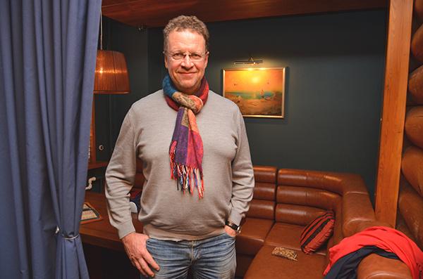 Ресторанный критик Олег Назаров