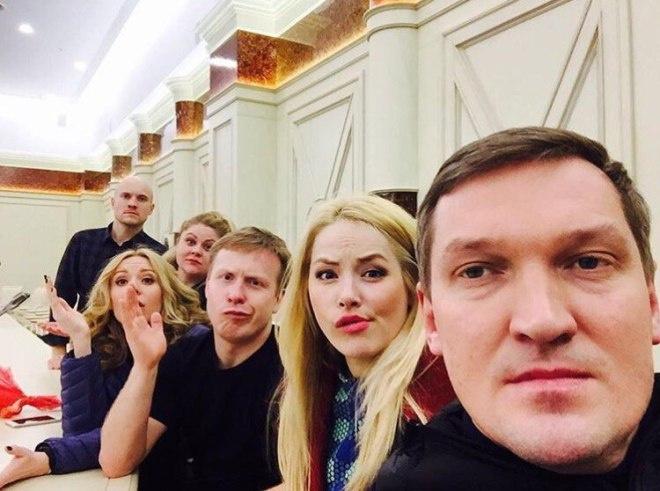 Съемки нового сезона Реальных пацанов