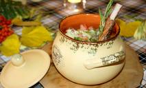 Овощное рагу с бараниной по-шотландски