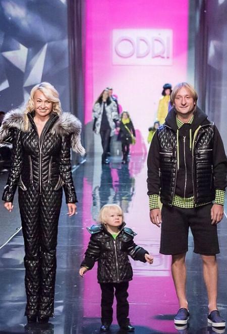 Неделя моды: Яна Рудковская, Евгений Плющенко и Гном Гномыч, фото