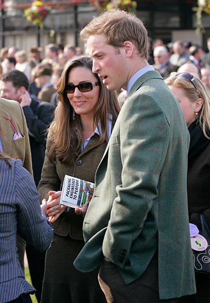 Кейт Миддлтон и принц Уильям фото