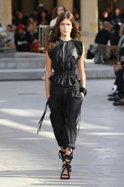 Неделя моды в Париже: день четвертый | галерея [2] фото [5]