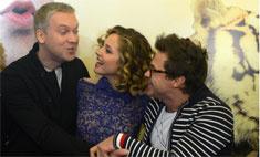 Российские звезды на премьере фильма Светлакова
