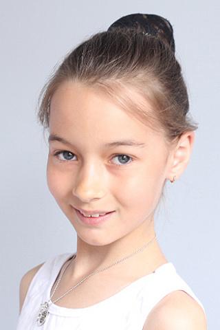 Полина Ларионова, «Топ модель по-детски-2016», фото