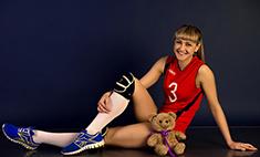Самые очаровательные волейболистки Новосибирска