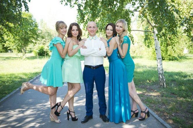 Мода на лысых мужчин