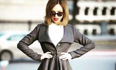 Анастасия Лисова стала лицом и соавтором коллекции одежды