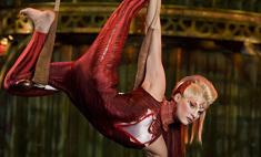 Гимнастка Цирка дю солей разбилась во время выступления
